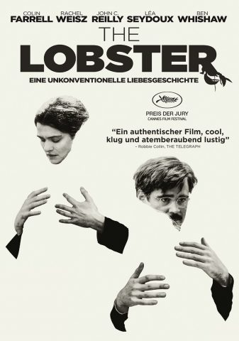 The Lobster 2016 Filmposter