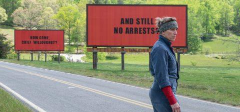 Three Billboards Outside Ebbing, Missouri 2017