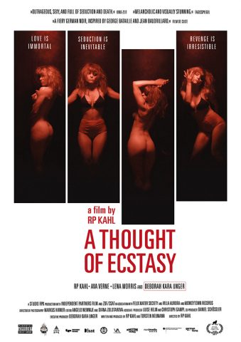 A Thought of Ecstasy 2017 Filmposter