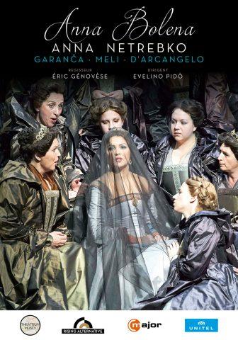 Anna Bolena 2011 Poster