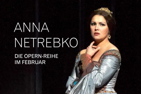 Anna Netrebko Opernreihe
