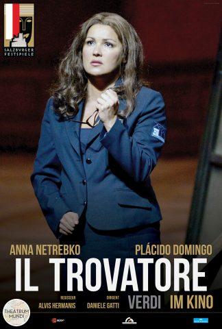 Il Trovatore – Salzburg 2014 Poster