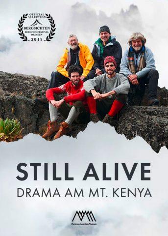 Still Alive – Drama am Mt. Kenya - 2016 Poster