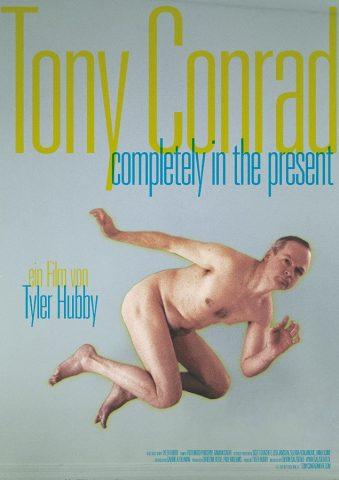 Tony Conrad 2016 Filmposter