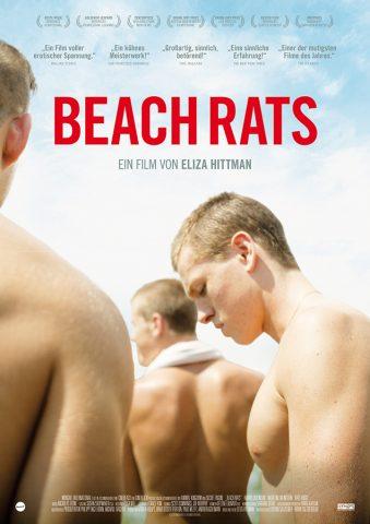 Beach Rats 2017 Filmposter