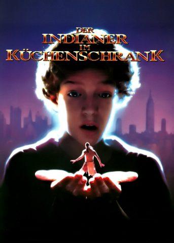 Der Indianer im Küchenschrank 1995 Filmposter
