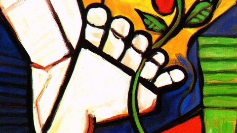 Mein linker Fuß - 1989