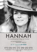 Hannah – Ein buddhistischer Weg zur Freiheit 2014 Filmposter