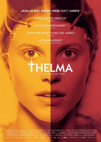 Thelma 2017 Filmposter