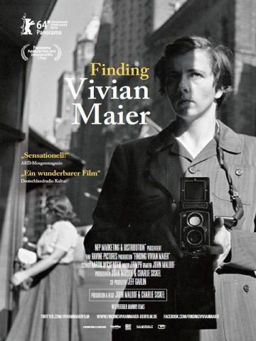 Finding Vivian Maier 2013 Filmposter