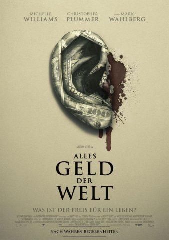 Alles Geld der Welt 2017 Filmposter