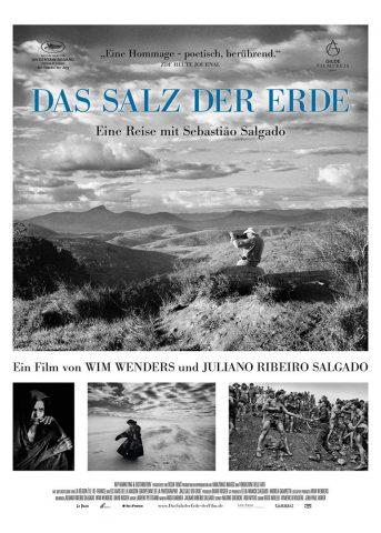 Das Salz der Erde 2014 Filmposter
