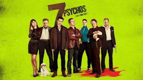 7 Psychos 2012