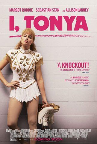 I, Tonya 2017 Filmposter