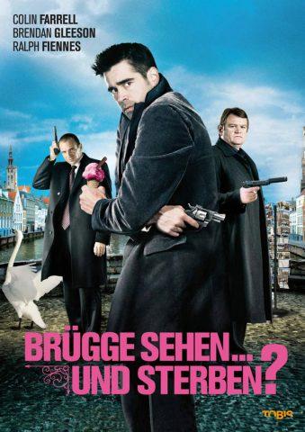 Brügge sehen... und sterben 2008 Filmposter