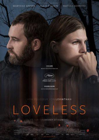 Loveless - 2017 Filmposter