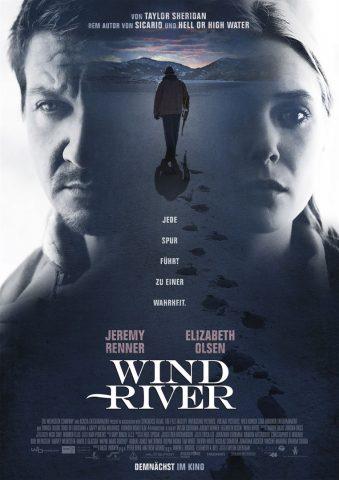 Wind River 2017 Filmposter