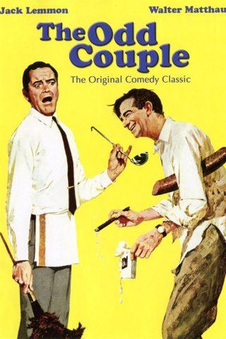 Ein seltsames Paar - 1968 Filmposter