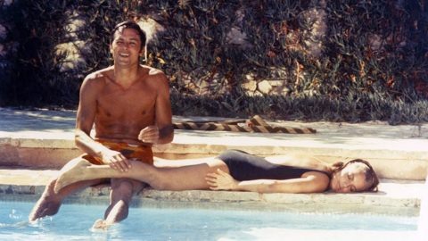 Der Swimmingpool - 1969