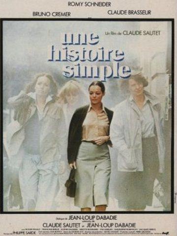 Eine einfache Geschichte - 1978 Filmposter