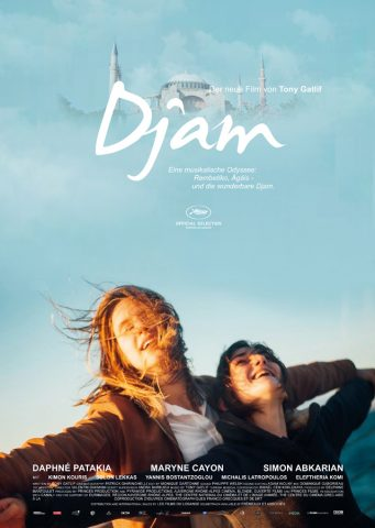 Djam - 2017 Filmposter