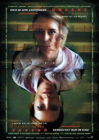 Unsane - 2018 Filmposter