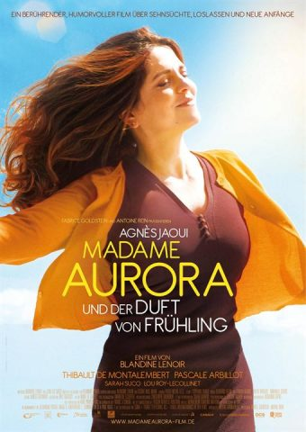Madame Aurora und der Duft von Frühling - 2017 Filmposter