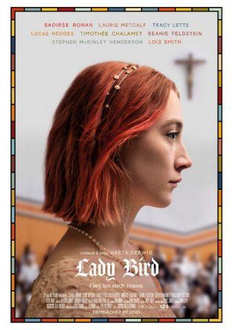 Lady Bird - 2017 Filmposter