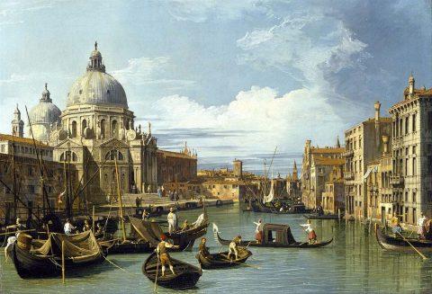 Canaletto und die Kunst von Venedig - 2018