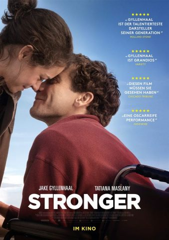 Stronger - 2017 Filmposter