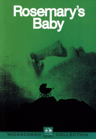Rosemaries Baby - 1968 Filmposter