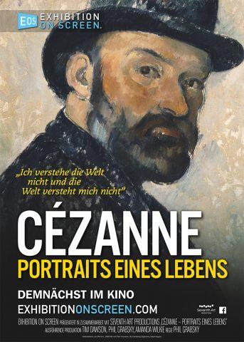 Cézanne - Portraits eines Lebens - 2017 Filmposter