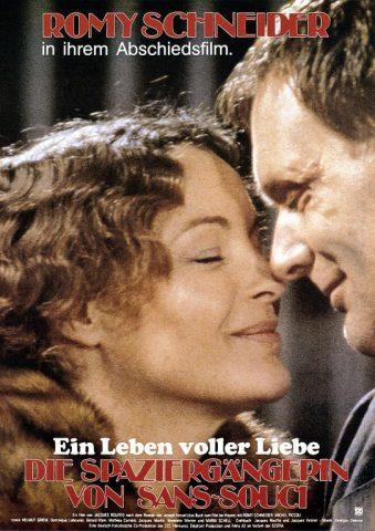 Die Spaziergängerin von Sans-Souci - 1982 Filmposter