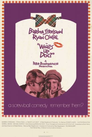 Is´ was Doc? - 1972 Filmposter