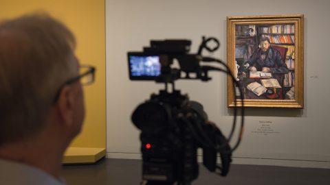 Cézanne - Portraits eines Lebens - 2017
