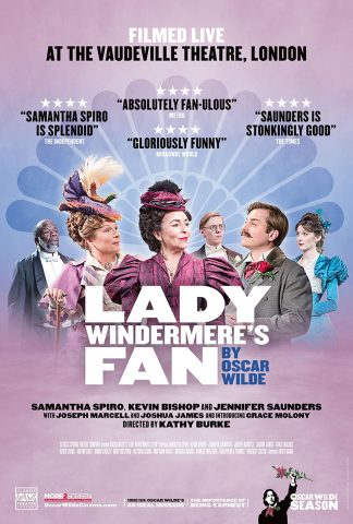 Lady Windermere's Fan - 2018 Poster