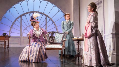 Lady Windermere's Fan - 2018