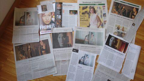 Presseartikel Interview zu Freiheit