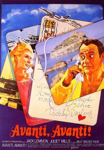 Avanti, Avanti! - 1972 Filmposter