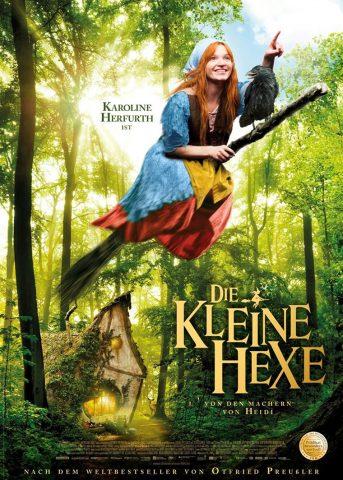 Die kleine Hexe 2017 Filmposter