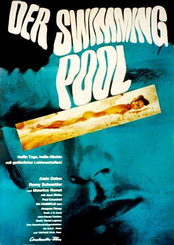 Der Swimmingpool - 1969 Filmposter