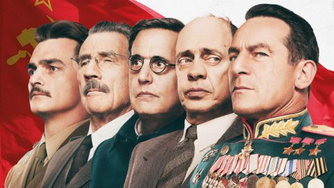 The Death of Stalin 2017
