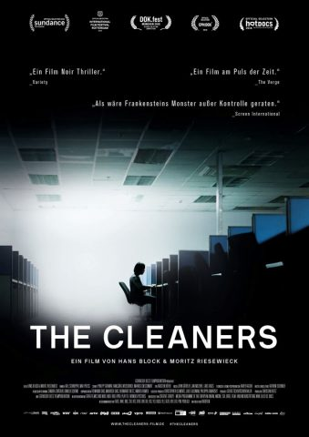 The Cleaners - 2018 Filmposter
