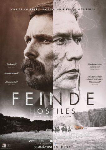 Hostiles - 2017 Filmposter