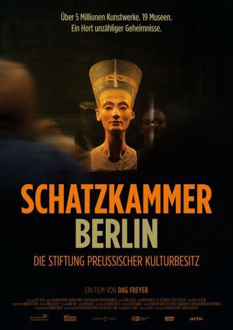 Schatzkammer Berlin - 2018 Filmposter