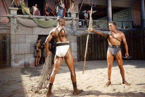 Spartacus - 1961