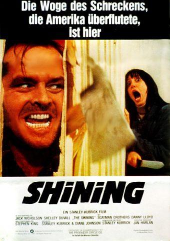 Shining - 1980 Filmposter