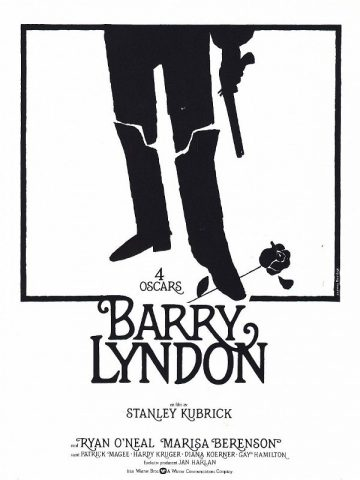 Barry Lyndon - 1975 Filmposter
