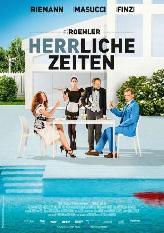 HERRliche Zeiten - 2017 Filmposter