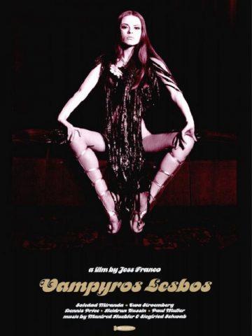 Vampyros Lesbos - 1971 Filmposter